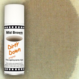 DIRTY DOWN SPRAY - MID BROWN
