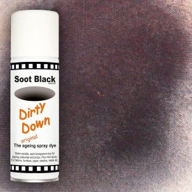 DIRTY DOWN SPRAY - SOOT BLACK
