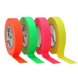 PRO GAFF Fluorescent Gaffer Cloth Tape