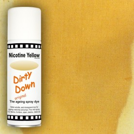 DIRTY DOWN SPRAY - NICOTINE YELLOW