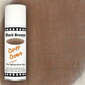 DIRTY DOWN SPRAY - DARK BROWN