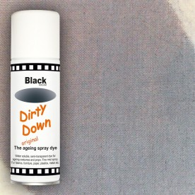 DIRTY DOWN SPRAY - BLACK