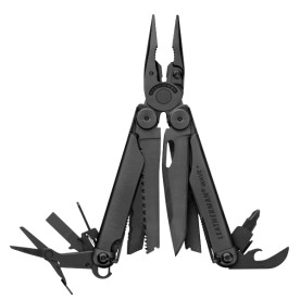 LEATHERMAN - WAVE PLUS BLACK