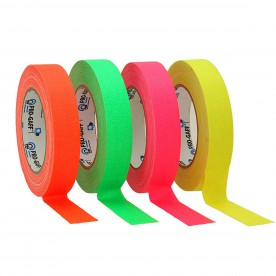 PRO GAFF Fluorescent Gaffer Cloth Tape